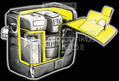 Kata GDC Camera Bag DC-437