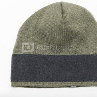 Kepurė - Beanie WINTER - Green Camouflage