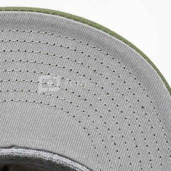 Kepurė su snapeliu Cooph Graychart Hands On (karinė žalia)