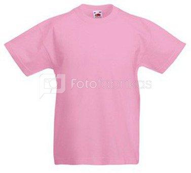 Детские футболки с Вашей фотографией, слова, розовый