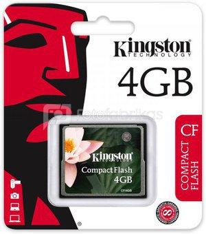 Kingston 4GB CF 100x