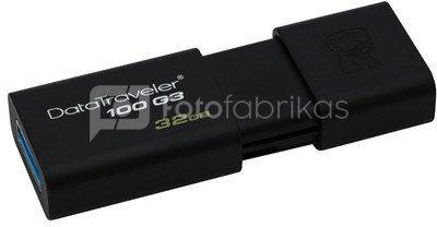 Kingston USB 3.0 Stick 32GB DataTraveler 100