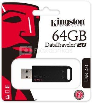 KINGSTON DataTraveler DT20 64GB USB