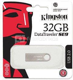 Kingston DataTraveler SE9 32 GB, USB 2.0, Beige