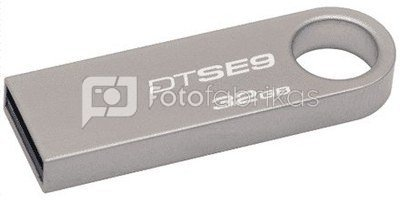 Kingston DataTraveler SE9 32 GB, USB 2.0, Beige