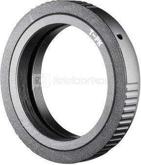 Kipon Adapter Pentax K Lens to T2 Camera