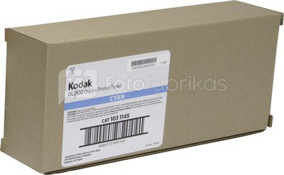 Kodak DL 2100 Duplex Printer Toner Cyan 850 Duplex Sheets