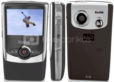 Kodak kamera ZI6