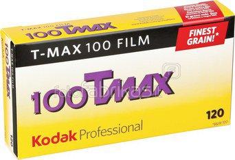 Fotojuosta Kodak T-Max 100/120 1x5 vnt.