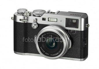 Fujifilm X100F (sidabrinis)