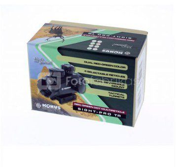 Konus Red Dot Rifle Scope Sight-Pro TR