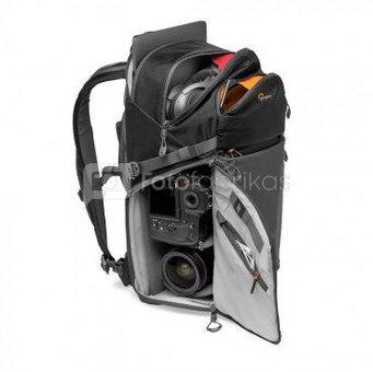 LOWEPRO PHOTO ACTIVE BP 300 AW - BLACK/DARK GREY