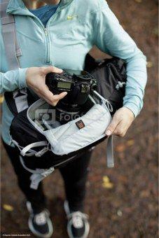 Kuprinė Lowepro Photo Sport Sling 100 AW Black/Light Grey