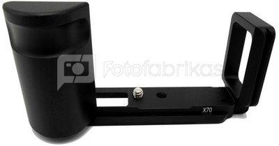 Caruba L Plaat Fujifilm X70