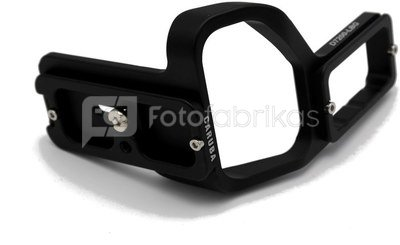 Caruba L Plaat Nikon D7200 Batterygrip