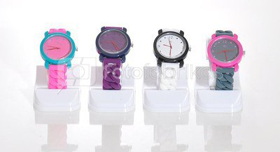 Laikrodis rankinis silikonine apyranke A154 Mascagni