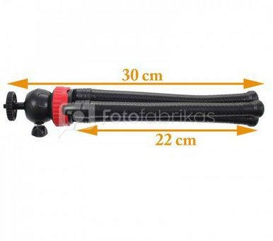 Lansktus trikojis Flexible tripod 30cm 2.5KG