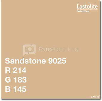 Lastolite background 2.75x11m, sandstone (9025)