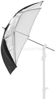 Lastolite umbrella Dual-duty 93cm, silver/black/white (LA-4523F)