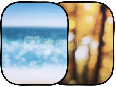 Lastolite Out of Focus Backgroun Autumn Foliage/Seascape