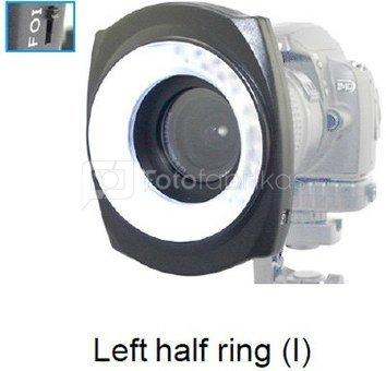 JJC LED 48IO Macro LED Right Light Ringflitser