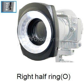 JJC LED 48LR Macro LED Right Light