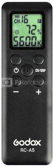 Godox LED Light Remote Control RC A5