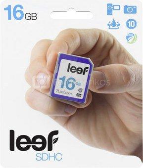 Leef SDHC 16GB Class 10