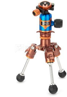 3 Legged Thing Legends Bucky Tripod with AirHed VU Bronze