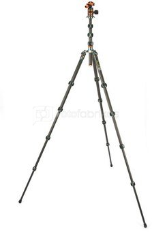 3 Legged Thing Legends Bucky Tripod with AirHed VU in Grey