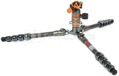3 Legged Thing Legends Ray Tripod with AirHed VU in Grey