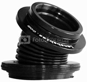 Lensbaby Velvet 28 silver Canon RF