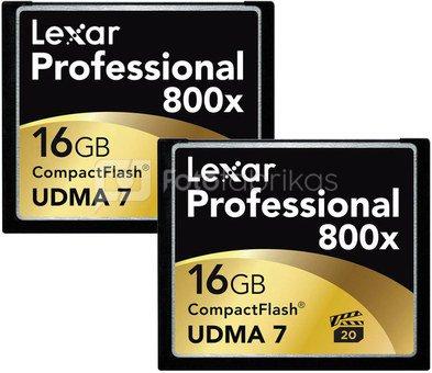 Lexar 16GB 800X Pro CF Card