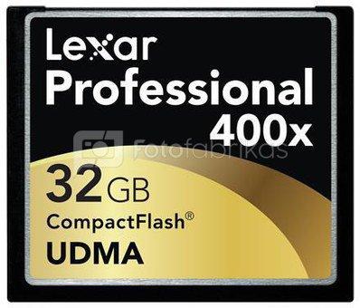 Lexar 32GB 400X Pro CF atminties kortelė