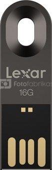 LEXAR JUMPDRIVE M25 TITANIUM GRAY (USB 2.0) 16GB