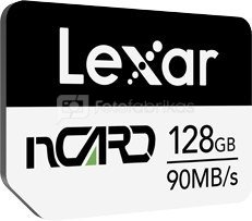 LEXAR HUAWEI HIGH SPEED NCARD FOR HUAWEI PHONES, UP TO R90/W70 128GB