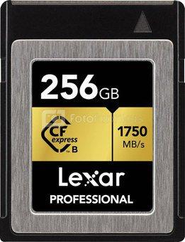 LEXAR PRO CFEXPRESS R1750/W1000 256GB