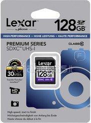 Lexar SDXC Card 128GB 200x Premium Class 10