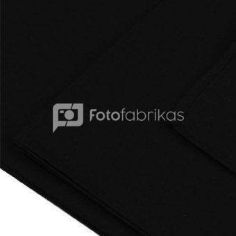 Linkstar Background Cloth BCP-02 6x6 m Black