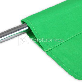 Linkstar Background Cloth BCP-10 2,7x7 m Chroma Green