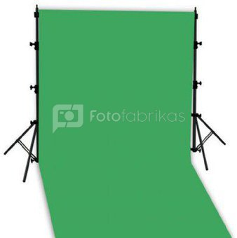 Linkstar Background System + Cloth Chroma Green 2.9 x 5m