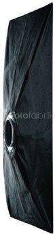 Linkstar Foldable Striplight Softbox + Honeycomb Grid QSSX-30150HC 30x150 cm