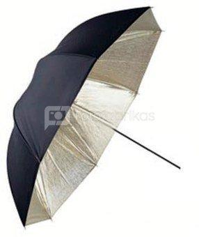 Linkstar Umbrella PUR-102GB Gold/Black 120 cm