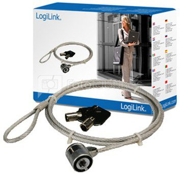 Logilink NBS003, Notebook Key Lock
