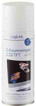 Logilink RP0012 Foam Cleaner for LCD / TFT screens, 400 ml