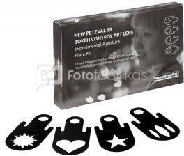 LOMOGRAPHY NEW PETZVAL 58 APERTURE PLATES SEASON 2