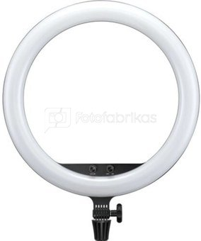 LR150 LED Ring Light Black