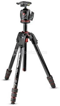 Manfrotto 190go! MS Carbon XPRO Ball head MK190GOC4-BHX