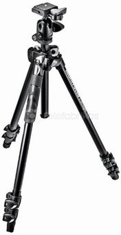MANFROTTO 290 LIGHT KIT TRIPOD WITH BALL HEAD