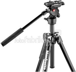 Manfrotto 290 light Kit with Fluid Video Head